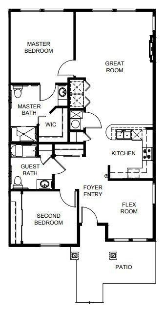 Chelan Floor Plan