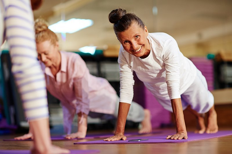 The Reverie at Silver Creeek fitness